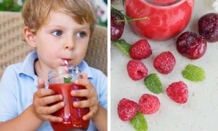 [Recipe] Share A Healthy Weight Loss Smoothie with Your Baby or Toddler