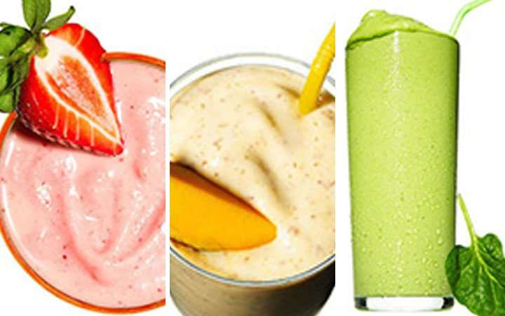 [Recipes + Tips] 3 Super Skinny Smoothies