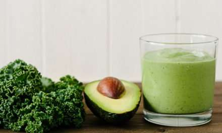 [Recipe] Superfood Smoothie with Banana Kale n Blueberry Probiotic Goodness