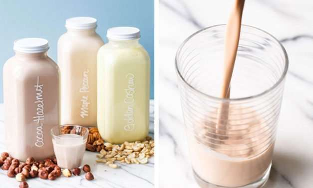 [Recipe] Homemade Nut Milks – Plus 3 Flavors