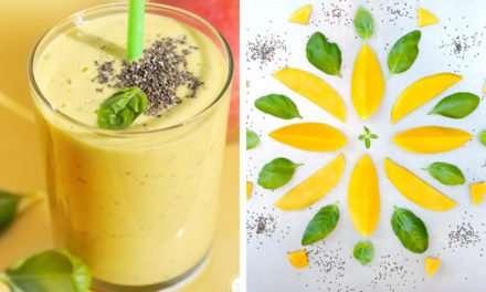 [Recipe] Weight Loss Program: Mango Lassi Tribute Smoothie