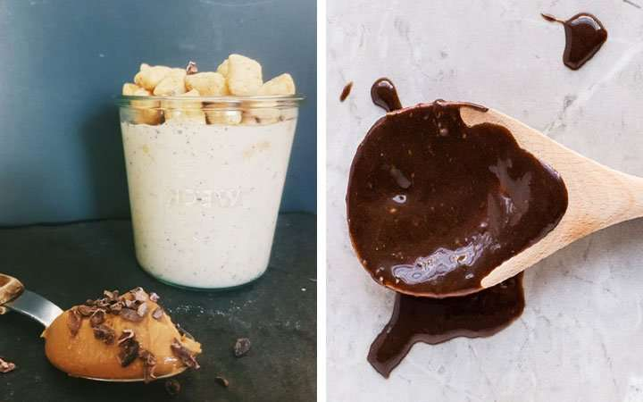 [Recipe] Peanut Butter Chocolate Smoothie for Under 200 Calories