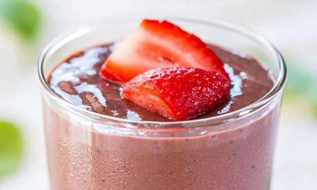 [Recipe] Berry Cashew n Coconut Smoothie