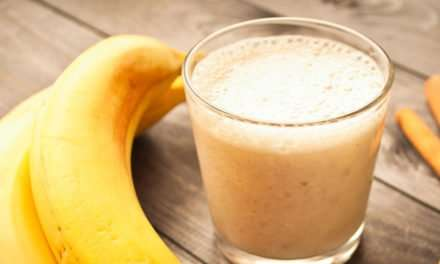 [Recipe] Banana Cinnamon Smoothie for Under 200 Calories