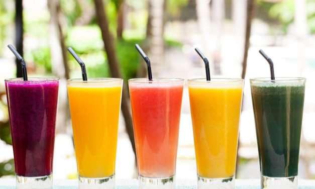 [Recipe] Leftovers Fruit Smoothie Plus Formula
