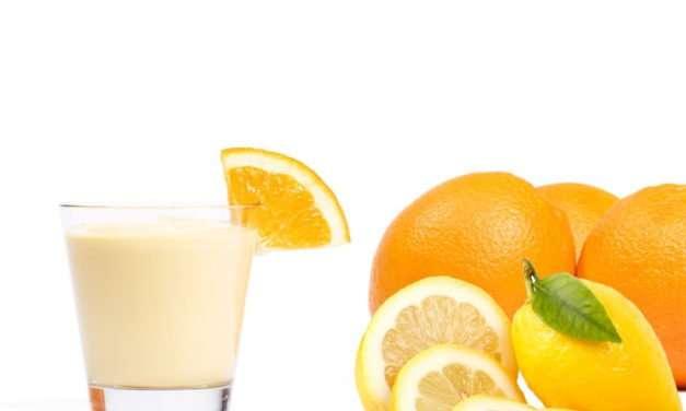 [Recipe] Citrus Honey Yogurt Smoothie