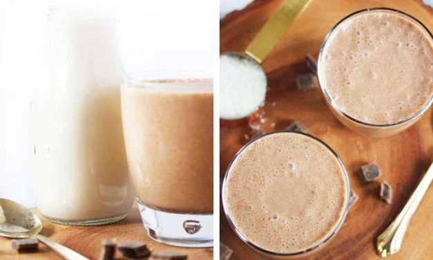 [Recipe] Lexi's Creamy Mounds Smoothie