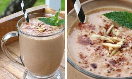 [Recipe] 2 Protein-Rich Banana Smoothies