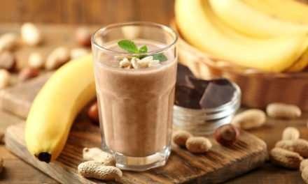 [Recipe] PB Banana Smoothie from 190 Calories