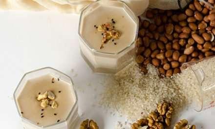 [Recipe] Walnut Peanut Smoothie with an Oriental Twist