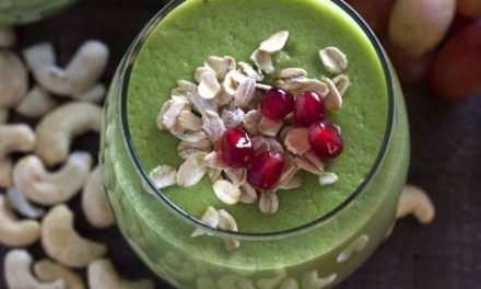 [Recipe] 16 Healthy Smoothies to Get You Through the Holidays